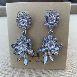 Chloe + Isabel Swept Away Post Drop Earrings